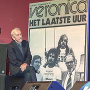 NLD/Bussum/20190306  - boekpresentatie 50 jaar Nederlandse popcultuur van Lex Harding, Lex Harding