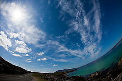 Seilebost beach on the Isle of Harris, the Western Isles, Scotland. .©Michael Schofield..