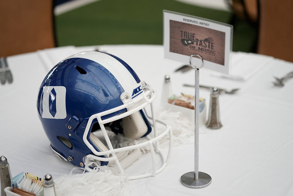 General Images from at the True Taste of Music event on the field of the College Football Hall of Fame, Friday, August 30, 2019, in Atlanta. (Paul Abell via Abell Images for the Chick-fil-A Kickoff Game)