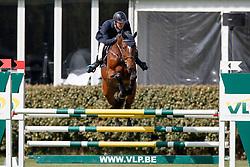 Panneels Bert, BEL, Lavendel van het Beetjen<br /> BWP Young Future Stars<br /> CSIO Lummen 2017<br /> © Hippo Foto - Dirk Caremans<br /> 29/04/2017
