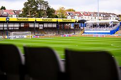 A general view of the Memorial Stadium ahead of kick off against Burton Albion - Mandatory by-line: Dougie Allward/JMP - 17/10/2020 - FOOTBALL - Memorial Stadium - Bristol, England - Bristol Rovers v Burton Albion - Sky Bet League One