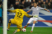 FOOTBALL - FRIENDLY GAME 2010/2011 - FRANCE v CROATIA - 29/03/2011 - PHOTO GUY JEFFROY / DPPI - JEREMY MENEZ (FRA)