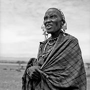 Masai Tribe, Ngorongoro Conservation Area, Tanzania, East Africa