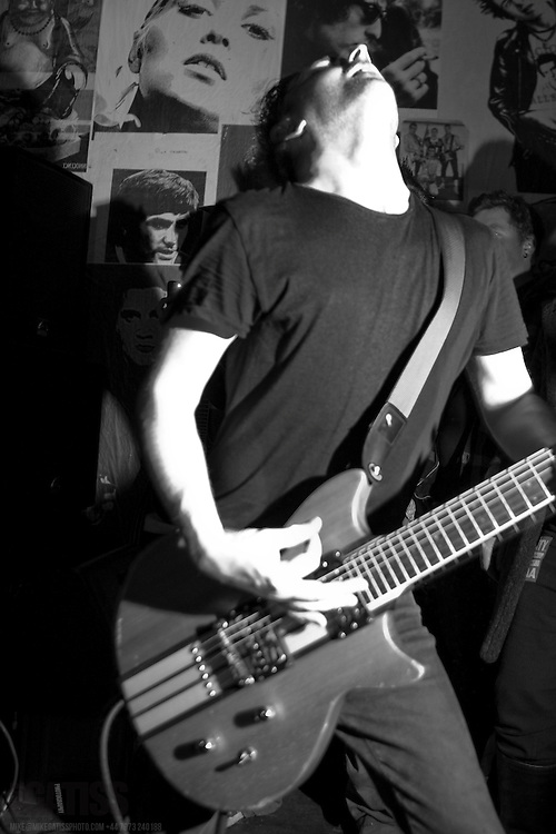 Chickenhawk performing live at Gullivers, In The City 2010, Manchester, United Kingdom, 2010-10-15