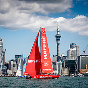 IN PORT RACE AUCKLAND / REGATA COSTERA AUCKLAND