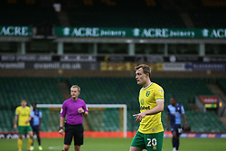 Oliver Skipp of Norwich City - Mandatory by-line: Arron Gent/JMP - 24/10/2020 - FOOTBALL - Carrow Road - Norwich, England - Norwich City v Wycombe Wanderers - Sky Bet Championship
