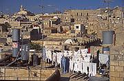 Jerusalem Old City roofs, Muslim quarter, Palestine, Occupied Territories, occupied Palestinian territories, Israel