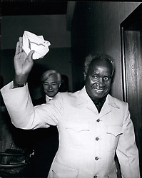 Dec. 21, 1979 - Dr. Kenneth Kaunda, President of Zambia. Credits: Camerapix (Credit Image: © Keystone Pictures USA/ZUMAPRESS.com)