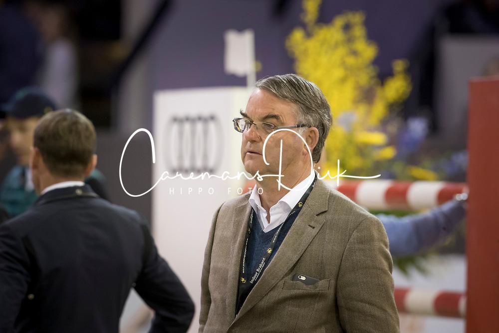 Weinberg Peter, GER <br /> Indoor Brabant - 's Hertogenbosch 2017<br /> © Hippo Foto - Dirk Caremans<br /> 12/03/17