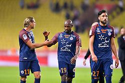September 29, 2017 - Monaco, France - 19 Souleymane CAMARA (mhsc) - 11 KEVIN BERIGAUD (mhsc) - JOIE (Credit Image: © Panoramic via ZUMA Press)