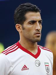 Vahid Amiri of IR Iran