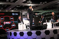 Giuliano Giorgetti (Itália) – Chefe de Web & Novas Media no AC Milan, durante o Seminário Futebol do Futuro, realização de Santander e Grupo RBS, realizado em Porto Alegre com especialistas e personalidades de renome nacional e internacional da área esportiva. FOTO: Jefferson Bernardes/ Agência Preview