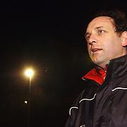 NVC trainer Leo Ruiters, nieuwe trainer SV Huizen 1