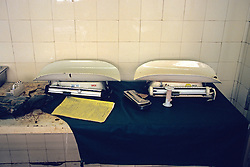 Baby Scales, Nyanza Provincial General Hospital