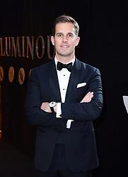 Chris Grainger-Herr attending the BFI Luminous Fundraising Gala held at the Guildhall, London.