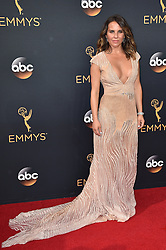 Kate del Castillo attends the 68th Annual Primetime Emmy Awards at Microsoft Theater on September 18, 2016 in Los Angeles, CA, USA. Photo by Lionel Hahn/ABACAPRESS.COM
