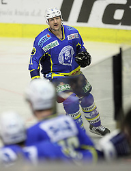 28.02.2010, Dom sportova, Zagreb, CRO, EBEL, KHL Medvescak Zagreb vs Graz 99ers, im Bild Smyth Brad. EXPA Pictures © 2010, PhotoCredit: EXPA/ PIXSELL / SPORTIDA PHOTO AGENCY