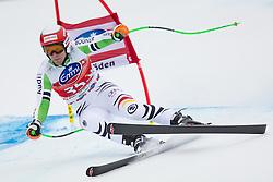 20.12.2013, Saslong, Groeden, ITA, FIS Ski Weltcup, Groeden, Abfahrt, Herren, SuperG, im Bild Josef Ferstl (GER) // Josef Ferstl of Germany in action during mens Super-G of the Groeden FIS Ski Alpine World Cup at the Saslong Course in Gardena, Italy on 2012/12/20. EXPA Pictures © 2013, PhotoCredit: EXPA/ Johann Groder