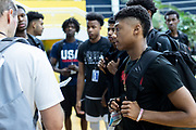 ST. LOUIS, MO June 7, 2018 - Nike Elite 100.  <br /> NOTE TO USER: Mandatory Copyright Notice: Photo by Jon Lopez / Nike