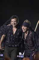 Bruce Springsteen and Steve Van Zandt - MTV Video Music Awards 2002 - American Museum of Natural History