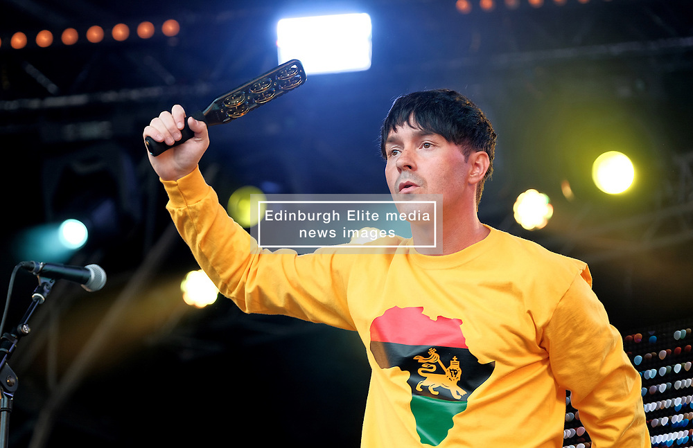 Party At The Palace, Saturday 11th August 2018<br /> <br /> Pictured: The Complete Stone Roses<br /> <br /> Aimee Todd | Edinburgh Elite media