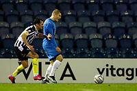 Will Collar. Stockport County FC 0-0 Notts County FC. Vanarama National League. Edgeley Park. 23.2.21