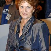 NLD/Amsterdam/20061020 - Uitreiking Televierzierring 2006, Nelleke van der Krogt