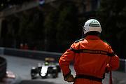 May 25-29, 2016: Monaco Grand Prix. F1 Marshal, Automobile Club de Monaco, ACM
