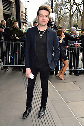 © Licensed to London News Pictures. 08/03/2016. NICK GRIMSHAW arrives for the TRIC Awards. The Television and Radio Industries Club's annual awards ceremony, honour's the best performers and programmes  of the last year .London, UK. Photo credit: Ray Tang/LNP