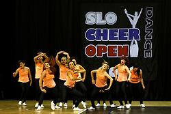 at Slovenia Cheer Open 2012, on June 3rd, 2012, in Hala Tivoli, Slovenia. (Photo by Urban Urbanc / Sportida.com)