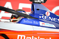 May 11, 2019 - Monaco, Monaco - 64 Belgian driver Jerome D?Ambrosio of Mahindra Racing drive her single-seater during the 3rd edition of Monaco E-Prix, in port neighborhood in Monaco, France  (Credit Image: © Andrea Diodato/NurPhoto via ZUMA Press)
