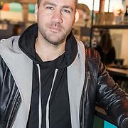 NLD/Amsterdam/20181105 - Lock me Up actie 2019, Dave Mantel