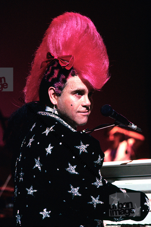 Elton John Live in London 1979