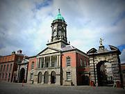 Dublin Castle Courtyard, Palace Street, Dublin, 1779