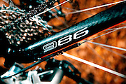 Oli Beckingsale's Look 986 carbon race bike