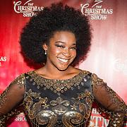 NLD/Amsterdam/20161012 - RTL presenteert cast The Christmas Show, Leona Philippo