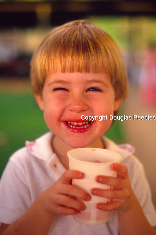 Boy with drink<br />
