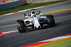 February 27, 2017 - Barcelona, Spain - The Williams of Felipe Massa during the Formula 1 tests held in the Barcelona-Catalunya Circuit, on february 27, 2017. Photo: Jordi Galbany/Urbanandsport/Nurphoto  (Credit Image: © Jordi Galbany/NurPhoto via ZUMA Press)
