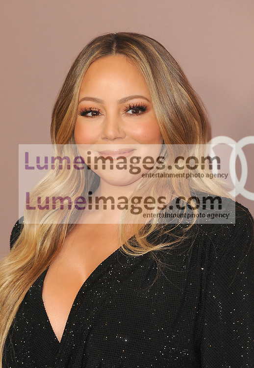 Mariah Carey at the Variety's 2019 Power Of Women held at the Beverly Wilshire Four Seasons Hotel in Beverly Hills, USA on October 11, 2019.
