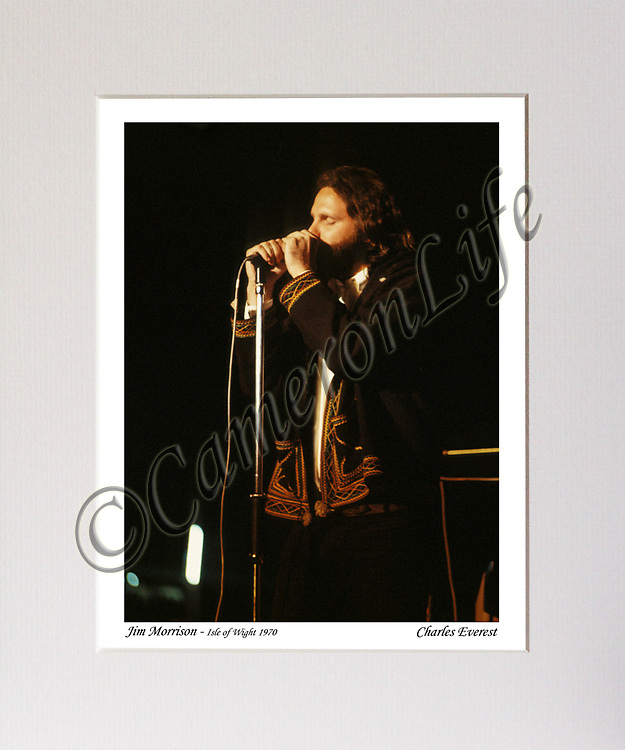 Jim Morrison (The Doors) MCP1210-CLFE-034A / CLMA-006