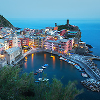 Another beautiful town in the Cinque Terre is Vernazza.