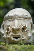 Mask of the Kualga tribe of the Olga clan, Pogla, Mount Hagen, Western Highlands Province, Papua New Guinea