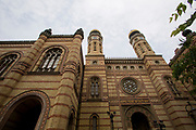 Eastern Europe, Hungary, Budapest, Dohany Street great Synagogue