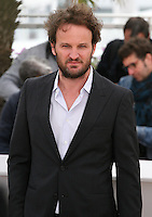 Jason Clarke at the Lawless film photocall at the 65th Cannes Film Festival. The screenplay for the film Lawless was written by Nick Cave and Directed by John Hillcoat. Saturday 19th May 2012 in Cannes Film Festival, France.