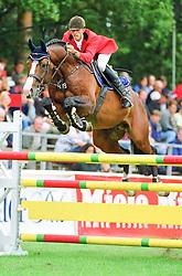 , Warendorf - Bundeschampionate 02. - 05.09.1999, Grand Filou M - Schmuck, Edwin