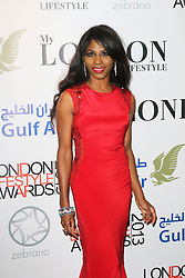 Sinitta, London Lifestyle Awards, The Troxy, London UK, 23 October 2013, Photo by Richard Goldschmidt © Licensed to London News Pictures.23/10/13 . Photo credit : Richard Goldschmidt/Piqtured/LNP