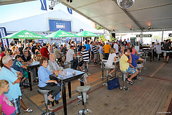 , Travemünde - Travemünderwoche 19.07. - 28.07.2013, Siegerehrung - Seebahn, Mittelstrecke