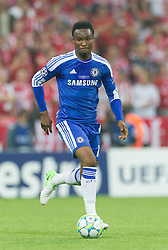 19.05.2012, Allianz Arena, Muenchen, GER, UEFA CL, Finale, FC Bayern Muenchen (GER) vs FC Chelsea (ENG), im Bild John Obi Mikel, (FC Chelsea, #12) during the Final Match of the UEFA Championsleague between FC Bayern Munich (GER) vs Chelsea FC (ENG) at the Allianz Arena, Munich, Germany on 2012/05/19. EXPA Pictures © 2012, PhotoCredit: EXPA/ Peter Rinderer