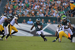 The Philadelphia Eagles beats the Pittsburgh Steelers 34-3 at Lincoln Financial Field on September 25, 2016 in Philadelphia, Pennsylvania.  (Photo by Drew Hallowell/Philadelphia Eagles)