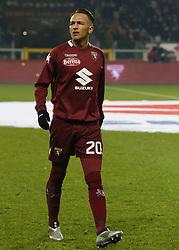 December 15, 2018 - Turin, Italy - Simone Edera during Serie A match between Torino v Juventus, in Turin, on December 15, 2016  (Credit Image: © Loris Roselli/NurPhoto via ZUMA Press)